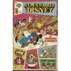 31088 Almanaque Disney 54 (1975) Editora Abril