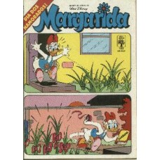 30894 Margarida 102 (1990) Editora Abril