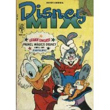 17019 Disney Mix 10 (1989) Editora Abril