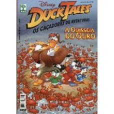 27070 Duck Tales A Odisséia do Ouro (2009) Editora Abril