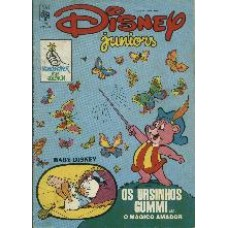 29056 Disney Juniors 11 (1987) Editora Abril