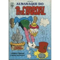 29320 Almanaque do Prof. Pardal 6 (1990) Editora Abril