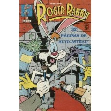 29795 Roger Rabbit 2 (1991)  Editora Abril