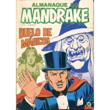 41182 Almanaque do Mandrake 8 (1981) Editora RGE