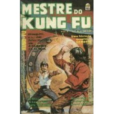 27012 Mestre do Kung Fú 26 (1977) Bloch Editores