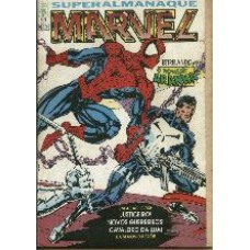 28786 Superalmanaque Marvel 11 (1994) Editora Abril