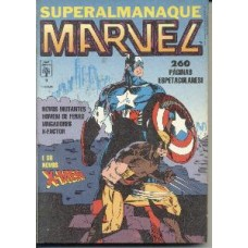 30393 Superalmanaque Marvel 3 (1991) Editora Abril