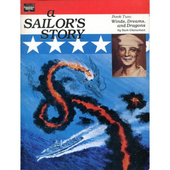 Marvel Graphic Novel (1989) A Sailor's Story