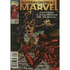 28037 Superaventuras Marvel 163 (1996) Editora Abril