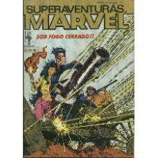 28825 Superaventuras Marvel 93 (1990) Editora Abril