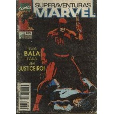 34192 Superaventuras Marvel 150 (1994) Editora Abril