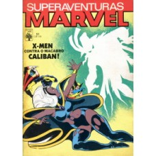 39789 Superaventuras Marvel 51 (1986) Editora Abril