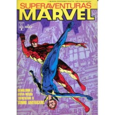 39806 Superaventuras Marvel 70 (1988) Editora Abril