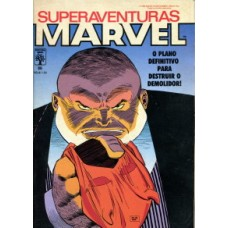 39822 Superaventuras Marvel 86 (1989) Editora Abril