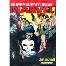 39830 Superaventuras Marvel 94 (1990) Editora Abril