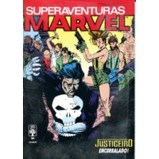 39831 Superaventuras Marvel 94 (1990) Editora Abril