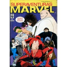 39836 Superaventuras Marvel 97 (1990) Editora Abril