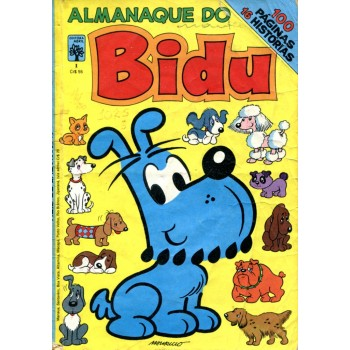 Almanaque do Bidú 1 (1981)