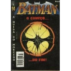 27664 Batman 14 (1996) A Queda do Morcego Editora Abril
