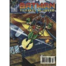 28103 Batman 5 (1997) Vigilantes de Gotham Editora Abril