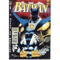 32191 Batman 6 (1995) A Queda do Morcego Editora Abril