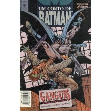 32481 Um Conto de Batman 2 (1994) Gangues Editora Abril
