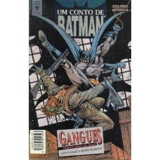 32482 Um Conto de Batman 2 (1994) Gangues Editora Abril