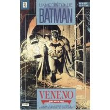 32485 Um Conto de Batman 2 (1992) Veneno Editora Abril
