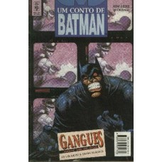 33834 Um Conto de Batman 1 (1994) Gangues Editora Abril