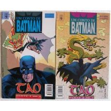 33837 Um Conto de Batman 1 2 (1995) Tao Editora Abril