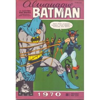 36906 Almanaque Batman (1970) Editora Ebal