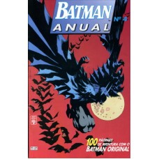 39126 Batman Anual 4 (1995) Editora Abril