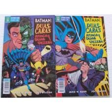 39132 Batman Duas Caras 1 2 (1995) Editora Abril