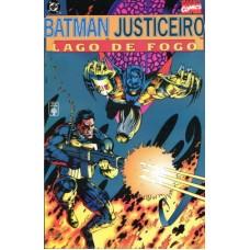 39136 Batman Justiceiro (1995) Lago de Fogo Editora Abril