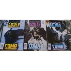 39329 Um Conto de Batman 1 2 3 (1997) Coma Editora Abril