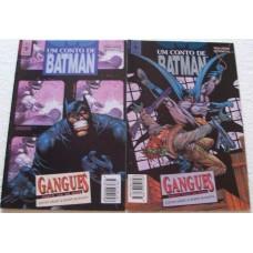 39333 Um Conto de Batman 1 2 (1994) Gangues Editora Abril