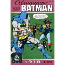 40080 Almanaque Batman (1970) Editora Ebal