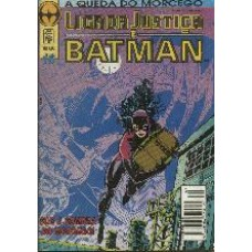 27987 Liga da Justiça e Batman 16 (1995) Editora Abril