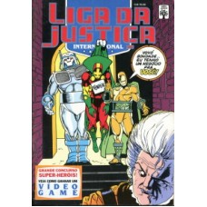 39246 Liga da Justiça 21 (1990) Editora Abril