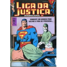 39258 Liga da Justiça 34 (1991) Editora Abril