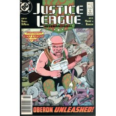 Justice League International 22 (1988)