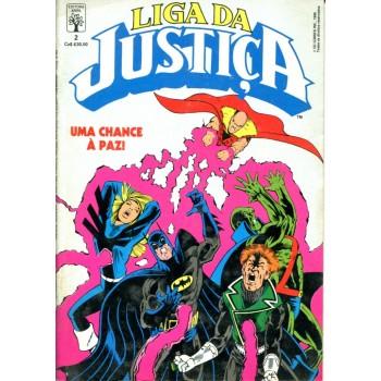 Liga da Justiça 2 (1989)