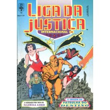 Liga da Justiça 13 (1990)