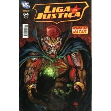 Liga da Justiça 64 (2008)