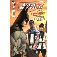 Liga da Justiça 66 (2008)