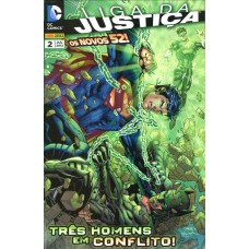 Liga da Justiça 2 (2012)