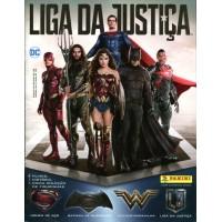 Liga da Justiça (2018) Álbum Ilustrado