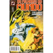 36098 Os Melhores do Mundo 13 (1998) Editora Abril
