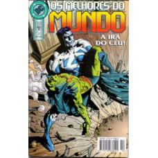 36099 Os Melhores do Mundo 14 (1998) Editora Abril