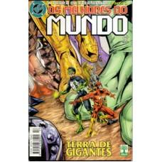 36102 Os Melhores do Mundo 17 (1999) Editora Abril